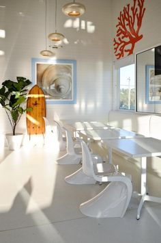 Sunset Club - Interior Design project by Maria Barros