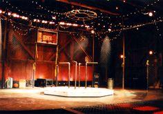 Godspell Set Design | Godspell on Pinterest | Theatres, Set Design and Hunter…