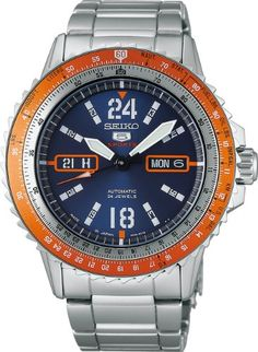 SEIKO watches MECHANICAL 5 SPORTS (10 bar water « Delay Gifts