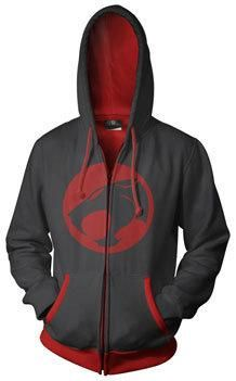 (Awesome) Thundercats hoodie...hunter loves the new thundercats cartoon...i would love to get this for him