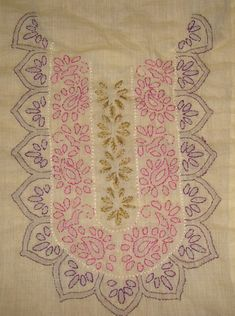 Posts about chikan or shadow work written by Indian Embroidery Designs, Hand Embroidery Design Patterns, Hand Embroidery Projects, Basic Embroidery Stitches, Hand Embroidery Flowers, Hand Embroidery Tutorial, Embroidery Works, Creative Embroidery, Hand Embroidery Stitches
