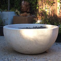 Eldorado stone artisan fire bowls home pinterest for Eldorado stone fire bowl