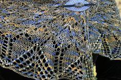 Ms. Clarke Knitty Fall 2010 by brendapatipa_knits, via Flickr