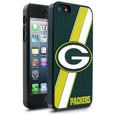 Cellairis NFL Green Bay Packers Hard Case With Logo for Apple iPhone 5