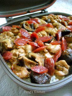 Claypot Chicken Rice (HappyCall) | Peng's Kitchen