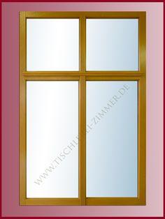 ... Eiche Holzfenster einflügelig