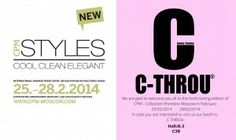 C-THROU - CPM (25-28 February 2014),Collection Premiere Moscow - Moscow,Russia 28 February, Moscow Russia, Public Relations, Company Names, Exhibitions, Ready To Wear, Luxury Fashion, Collection, Style