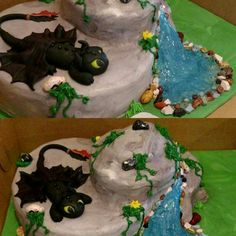 How to train your dragon. Toothless