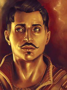 Dorian Pavus by Sonen89.deviantart.com on @DeviantArt
