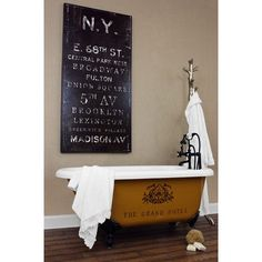 """Baths of Distinction Grand Hotel Artisan Finished 59"""" Classic Style Clawfoot Bath Tub Package in Oil Rubbed Bronze"""
