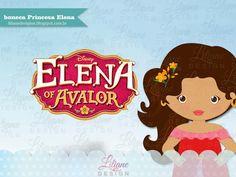 Princesa Disney: Elena