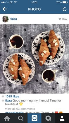 Instagram food styling