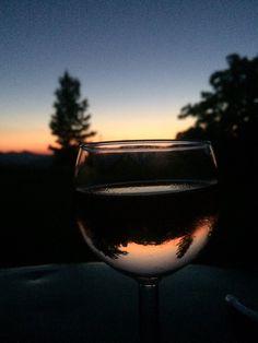 Paysage et vin