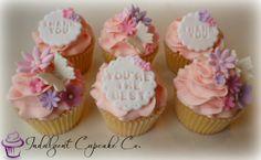 Teacher/thank you cupcakes.........
