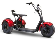 Check out this Electric Fat Tire Trike Mobility Scooter Chopper Style 1000 Watt Model Call for more information! Electric Moped Scooter, Electric Trike, Gas Scooter, Electric Cars, Trike Chopper, Trike Bicycle, Third Wheel, Motorcycle Style, Trike Motorcycle