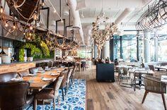Herringbone Santa Monica, Brian Malarkey's Latest Seaside Restaurant