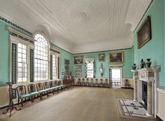 The Mansion Room by Room·George Washington's Mount Vernon