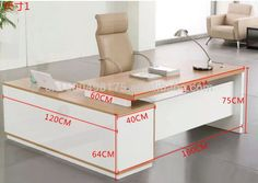 Office furniture Dimensions - High Quality Office Executive Desk Most Popular Executive Table Specifications Buy Executive Office Table Specifications,Executive Wooden Office Desk,Office Table Executive Ceo Desk Office Desk Produ. Office Table Design, Office Furniture Design, Office Interior Design, Office Interiors, Home Interior, Luxury Interior, Table Desk Office, Furniture Storage, Bedroom Furniture