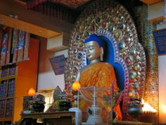 Famous Buddhist monasteries in India  The article gives an insight into the famous Buddhist pilgrim places and monasteries in India that are highly famed for their religious aura and religious significance.
