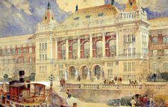 Budapest University of Technology and Economics/BUTE - Budapesti Műszaki Egyetem/BME 1909
