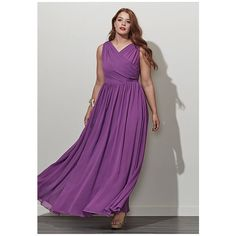 Cherlone plus size evening dress sleeves