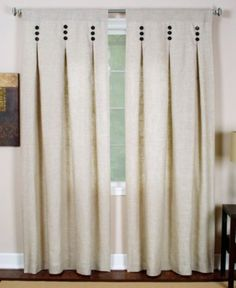 Elrene Murano Window Room Darkening Treatment Collection - Easy Care Linen Look! - Window Treatments - For The Home - Macy's