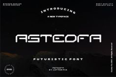 Futuristic Fonts, Modern Fonts, Business Cards, Web Design, Display, Lettering, Writing, Creative, Pretty