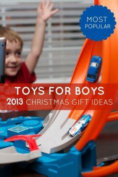 2013 Most Popular Toys for Boys: Christmas Gift Idea