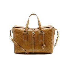 New Mulberry croc-embossed leather - Small Roxette in Camel Deep Embossed Croc Print Brown Purses, Brown Bags, Foldover Bag, Men's Collection, Bag Sale, Crocs, Camel, Handbags, Shoe Bag