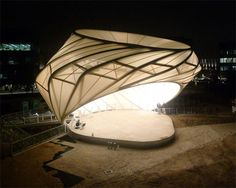 Michael Maltzan: Bandshell, Playa Vista, Los Angeles