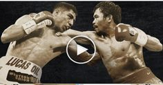 Watch Manny Pacquiao and Jessie Vargas live face-off in a welterweight match on Saturday, November 5, 2016 in Las Vegas, Nevada, USA!