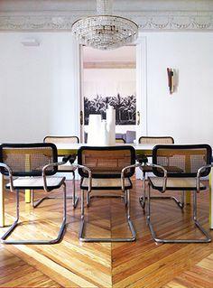Mirando al Norte | RÄL167 - Interiorismo, decoración, reforma y diseño de interiores Dining Room, Dining Table, Space, Chair, Furniture, Home Decor, Righteousness, Dining Rooms, Norte