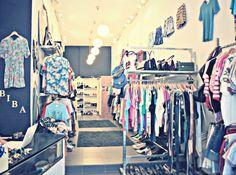 From Here to Fashion: Fashion in Madrid - Tiendas Vintage II - Biba Vintage  http://fromheretofashion.blogspot.com.es/