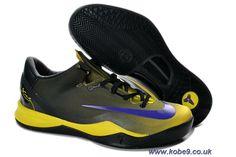 Basketball Shoes Kobe 8 System MC Mambacurial FB Black Yellow Blue Kobe  Bryant Basketball Shoes 9dd85d7e28d2