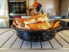 Feta, plavi patlidžan…uštipci? Može Feta, French Toast, Breakfast, Design, Morning Coffee