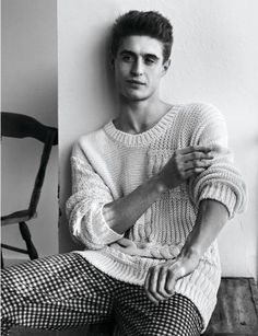 max irons shirtless | max power max irons for the latest l officiel hommes italia shot by ...