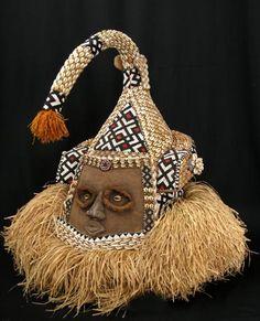 Yoruba mask - Nigeria