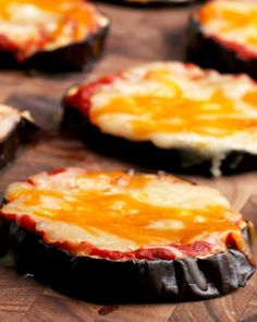 Eat Healthier With This Recipe For Eggplant Pizza