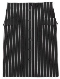 ShopStyle(ショップスタイル): aquagirl CROLLA ハイウエストストライプスカート