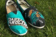 Let's go Coastal Carolina University!