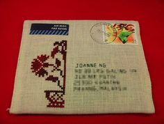 mail, letter, mail art,