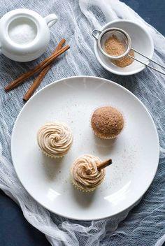 Gluten Free Snickerdoodle Cupcakes Dairy Free