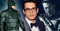 John Mayer Thinks Affleck's The Accountant Is a Batman Movie -- John Mayer offers some interesting evidence while trying to prove that The Accountant is really just a Batman origin movie. -- http://movieweb.com/accountant-movie-batman-john-mayer-theory/