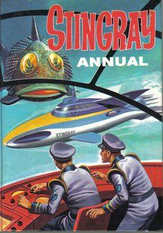 1966 My Favorite Year: Stingray Annual