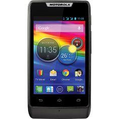 Smartphone Dual Chip Motorola Razr D1, R$ 476,67