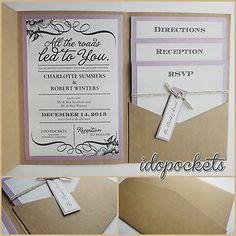 Wedding Invitations DIY Project