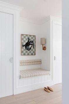 Three Birds Renovations, Mudroom Laundry Room, Architrave, Cladding, A Boutique, New Homes, Flooring, Interior Design, Home Decor