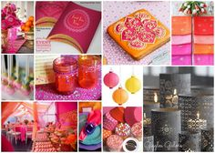Moroccan Inspiration Board by Giggles Galore www.gigglesgalore.net