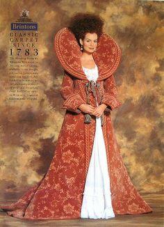 Brintons Vivienne Westwood advertising campaign