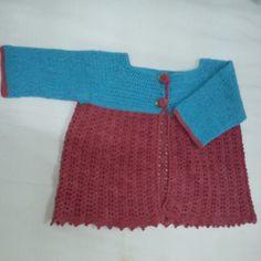 Dress crochet. Lace pattern. Cotton. Hakpen no. 2 mm.
